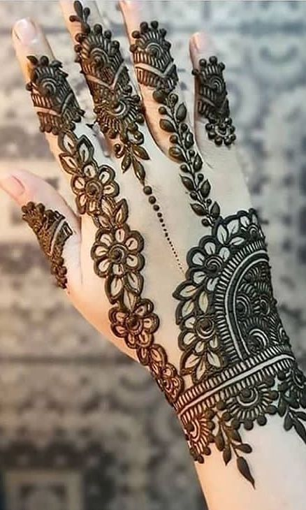 Henna Designs And Meanings (5)