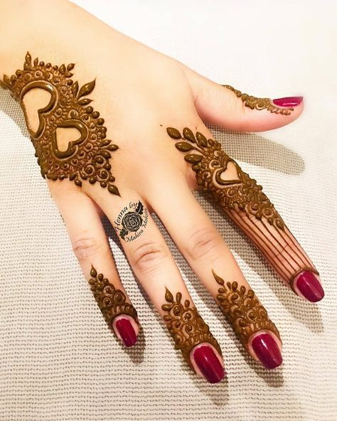 Henna Designs And Meanings (6)