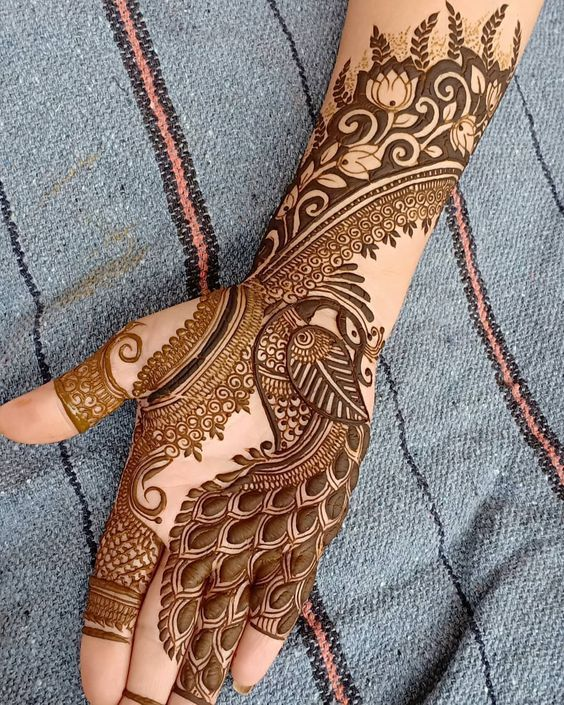 Henna Designs And Meanings (9)