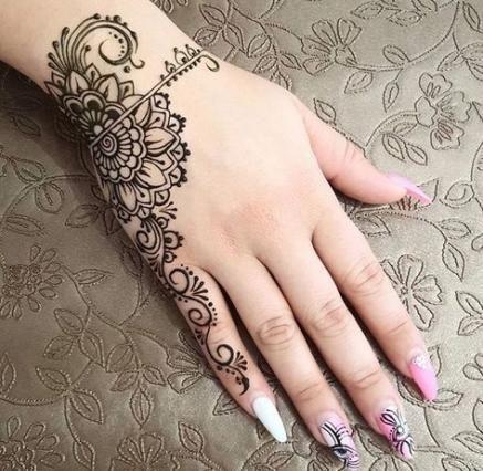 Henna Patterns (10)