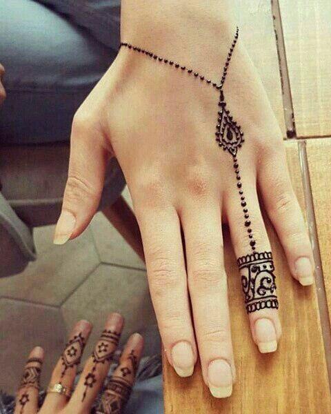 Henna Patterns (2)