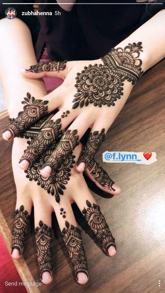 Henna Patterns (4)
