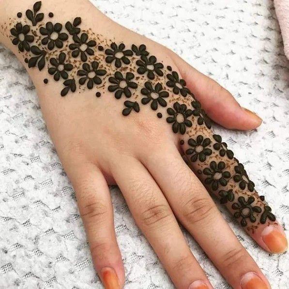 Henna Patterns (5)
