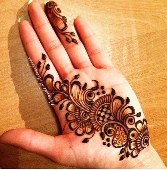 Henna Patterns (6)