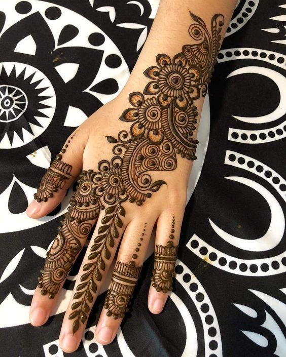 Henna Patterns (7)