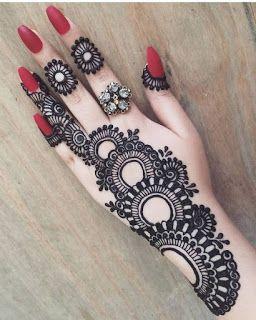 Henna Patterns (9)