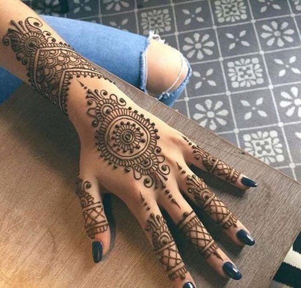 Henna Tattoo Designs (10)