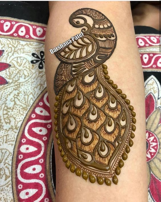 Henna Tattoo Designs And Meanings (5)
