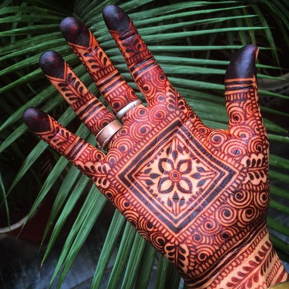 Henna Tattoo Designs And Meanings (6)