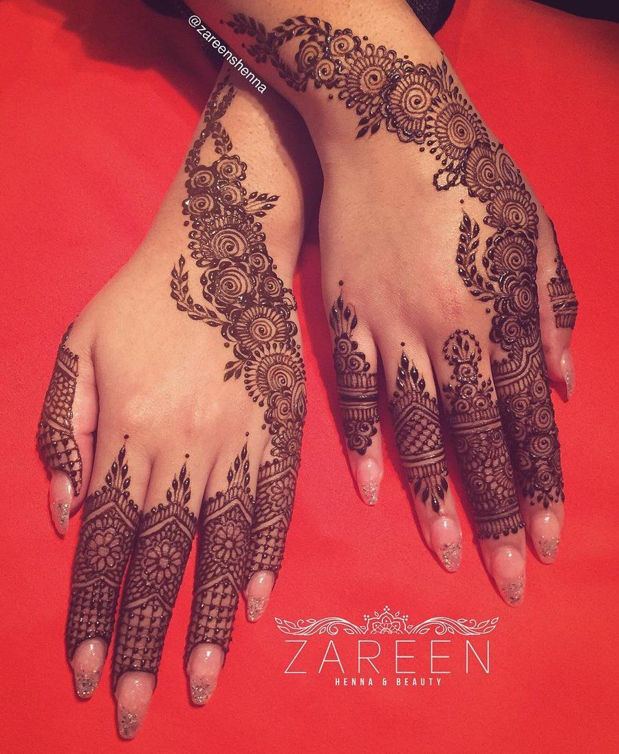 Hindu Tattoos On Hands (5)