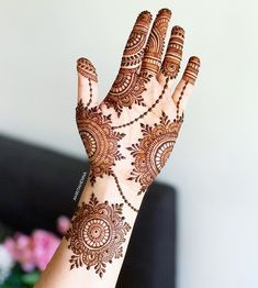 Hindu Tattoos On Hands (8)