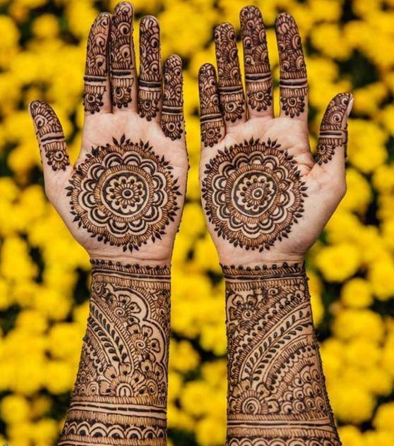 Indian Henna Designs