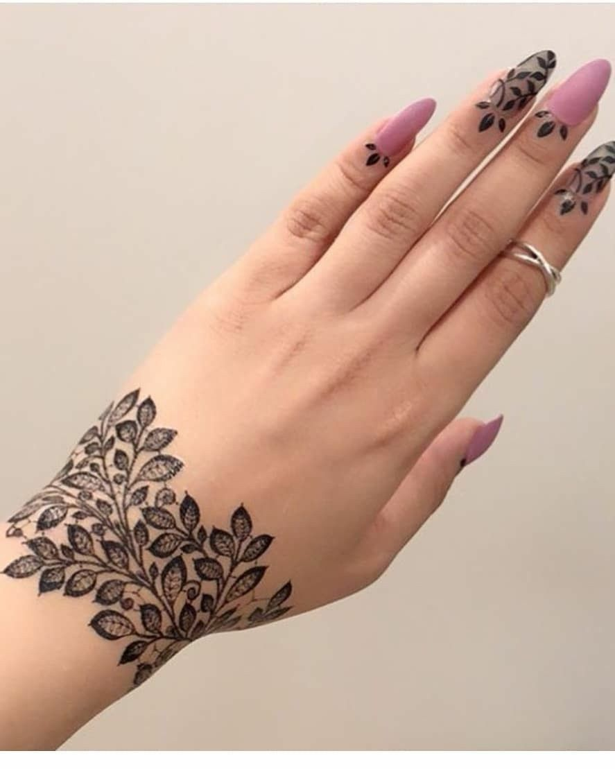Indian Henna Tattoos Meaning (1)