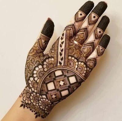 Indian Henna Tattoos Meaning (11)