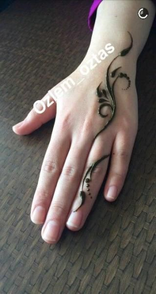 Indian Henna Tattoos Meaning (3)