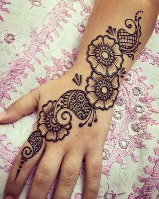 Indian Henna Tattoos Meaning (5)