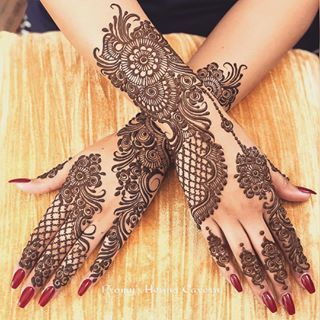 Indian Henna Tattoos Meaning (6)
