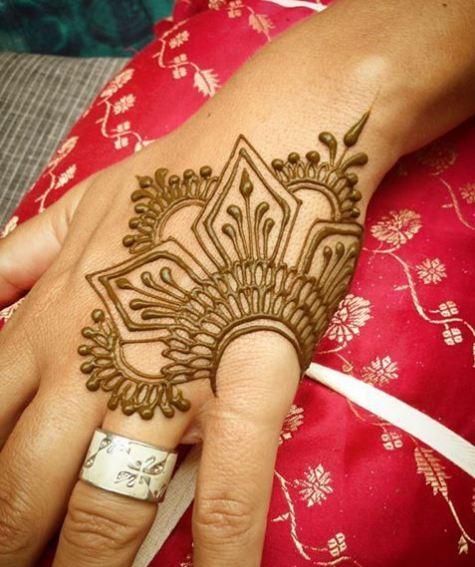 Male Henna Designs