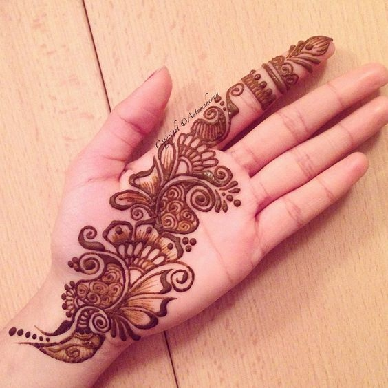 Meaning Of Henna Tattoo (4)
