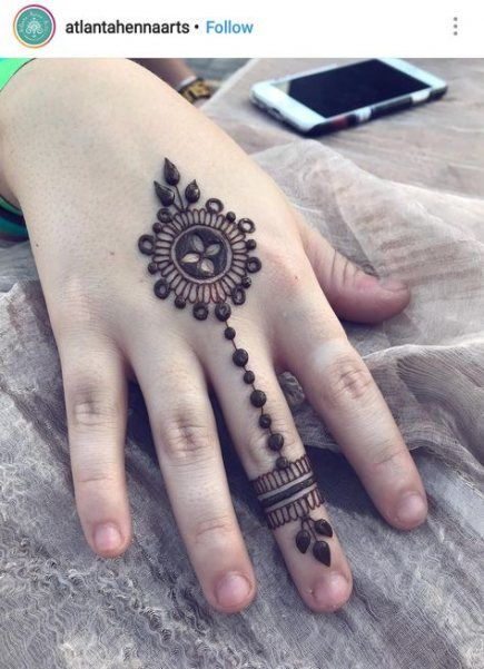 Meaning Of Henna Tattoo (6)