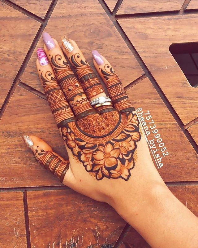 Meaning Of Henna Tattoo (7)