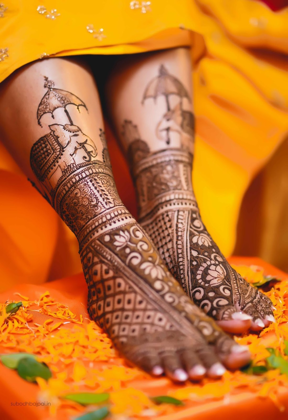 Mehndi Design Easy And Beautiful (9)