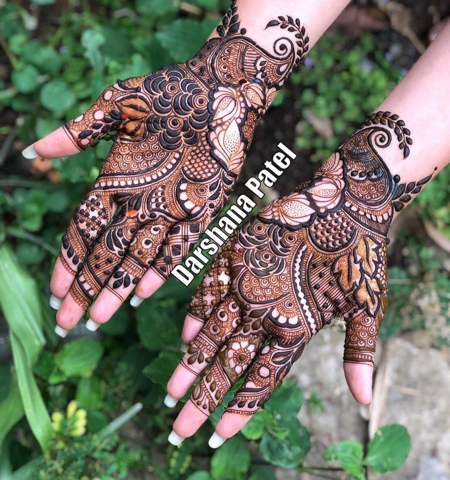 Mehndi Designs Easy And Simple (6)