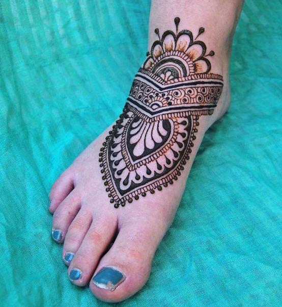 Moroccan Henna Designs