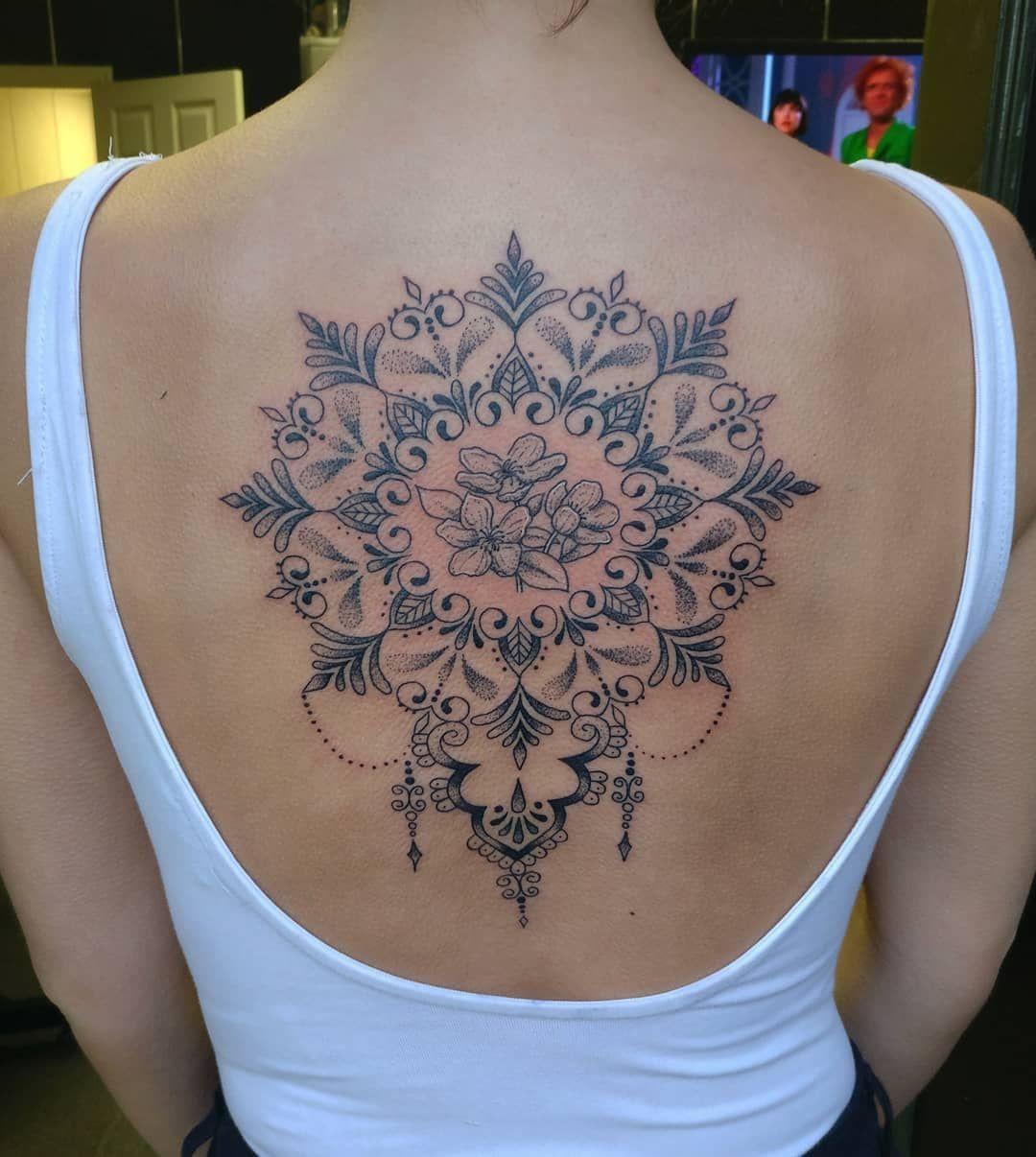 Native American Dreamcatcher Tattoo (3)