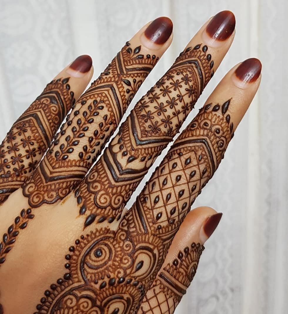 Simple Beautiful Mehndi Designs (10)