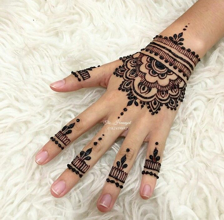Simple Beautiful Mehndi Designs (6)