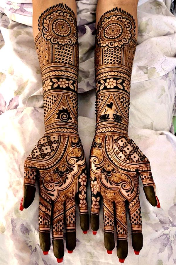 Simple Beautiful Mehndi Designs (7)