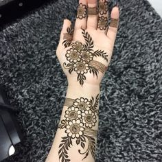 Simple Mehandi Designs (5)