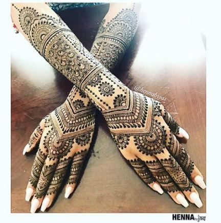 Simple Mehandi Designs (8)