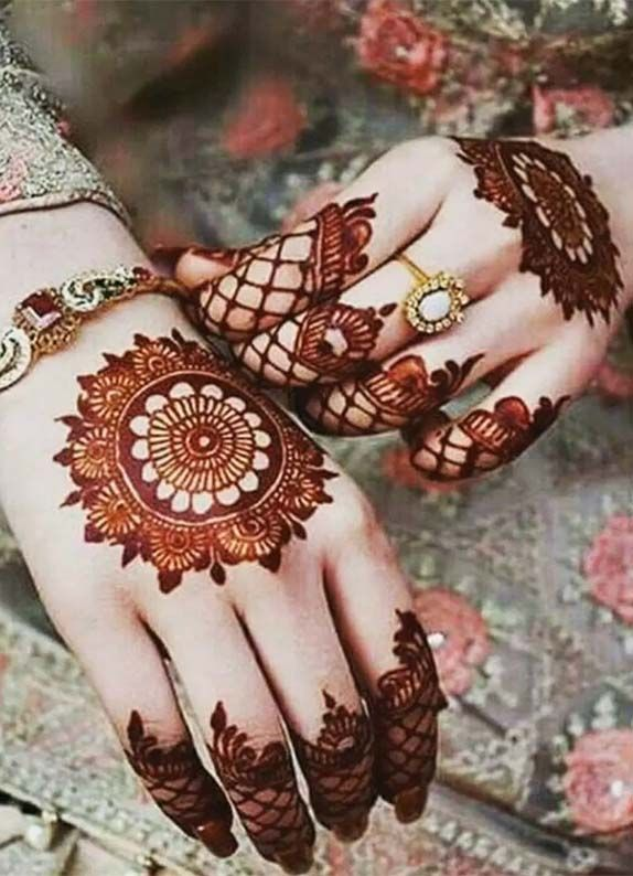 Simple Mehndi Design Book (1)