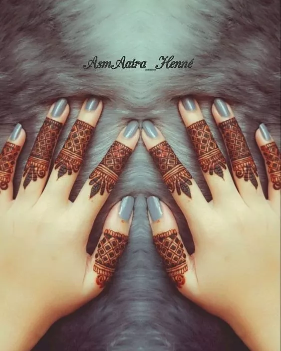 Simple Mehndi Design Book (2)