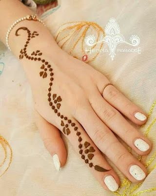 Simple Mehndi Design Book (4)