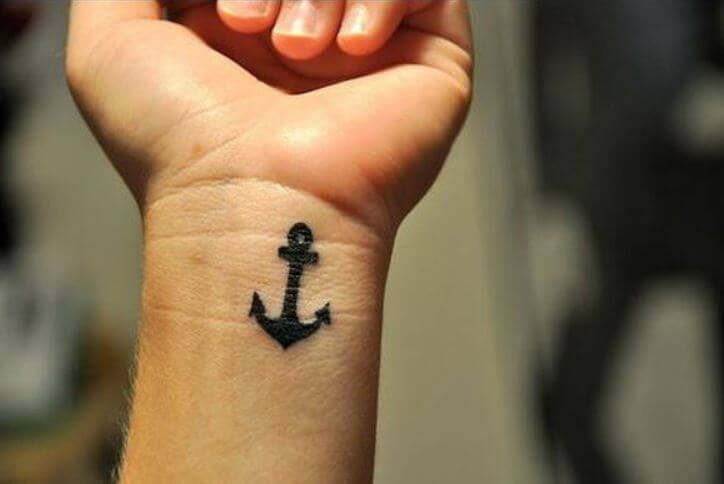 Small Wrist Tattoos For Men