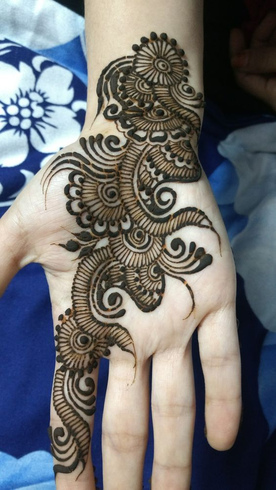 Traditional Henna Designs (10)