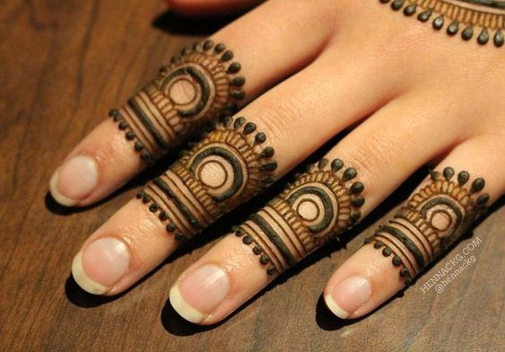 Traditional Henna Designs (11)