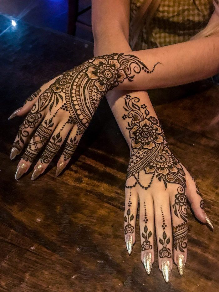 Traditional Henna Designs (9)