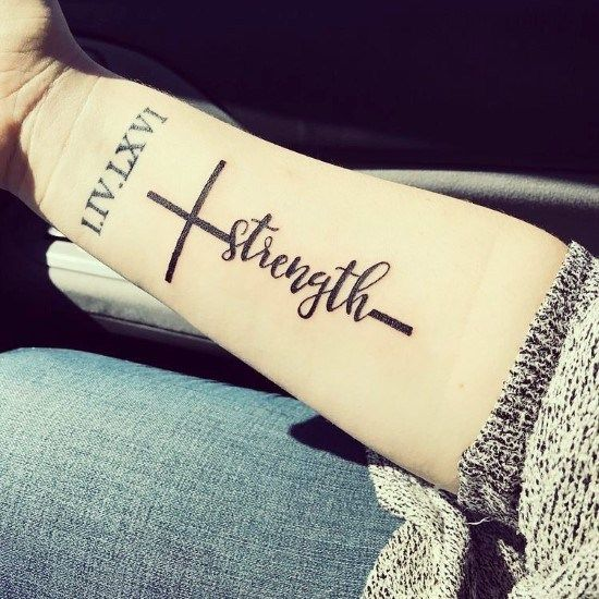 Wording Tattoos For Women (9)
