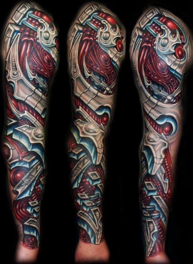 30 Japanese Tattoo Arm Sleeve