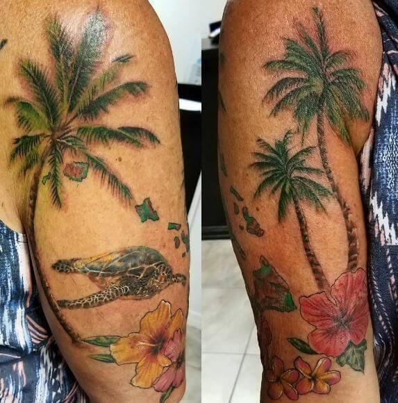 Hawaiian Tattoo 11