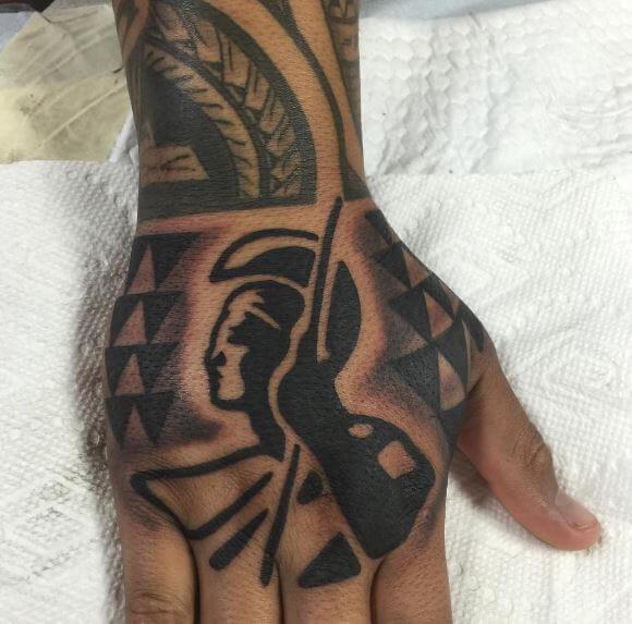 Hawaiian Tattoo 12