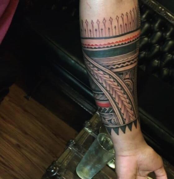 Hawaiian Tattoo 14
