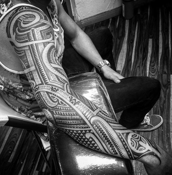 Hawaiian Tattoo 16