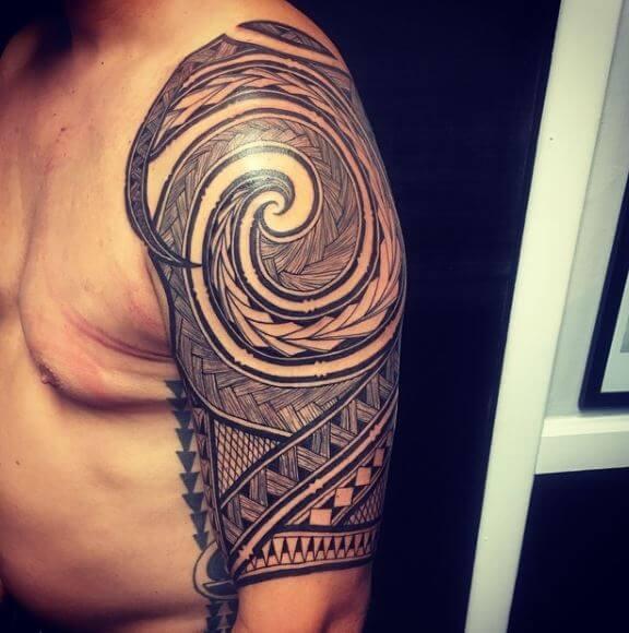 Hawaiian Tattoo 17