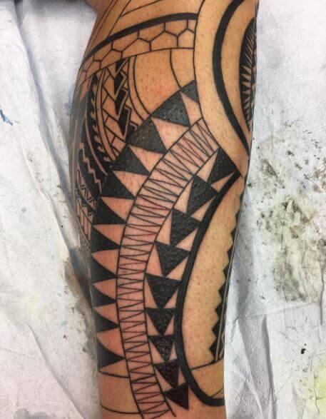 Hawaiian Tattoo 2
