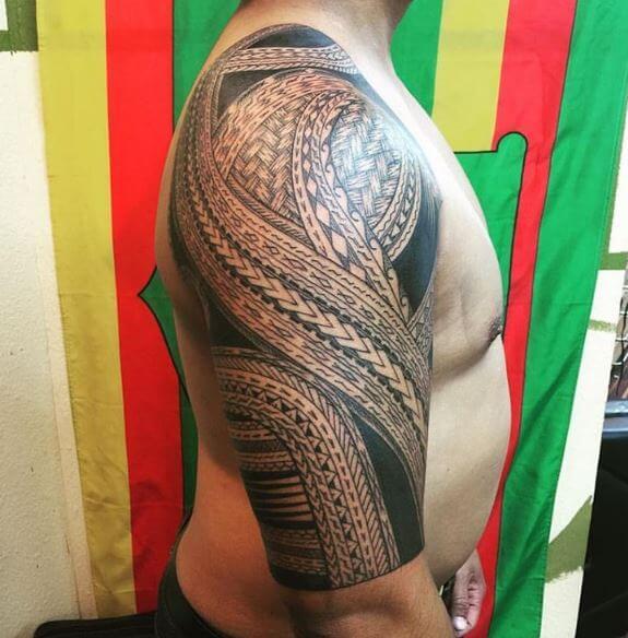 Hawaiian Tattoo 24